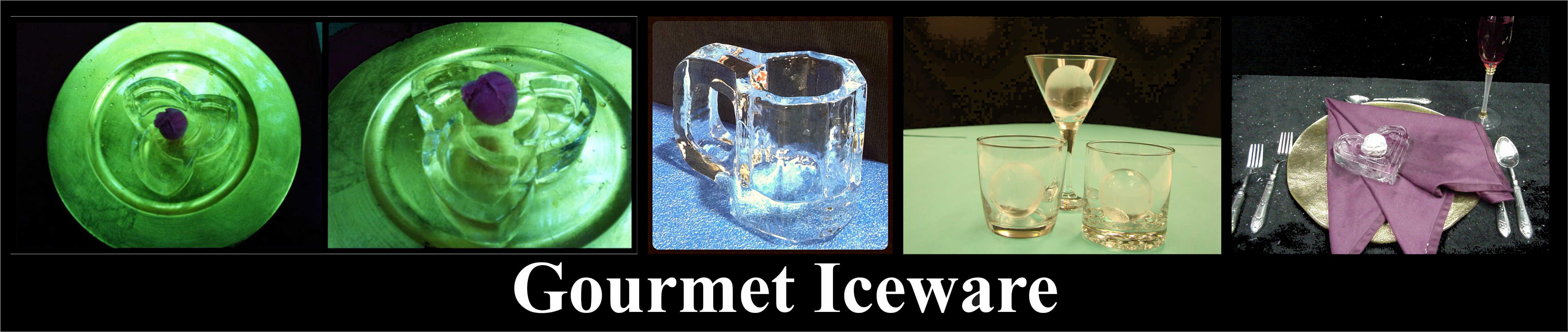 Ice Servingware