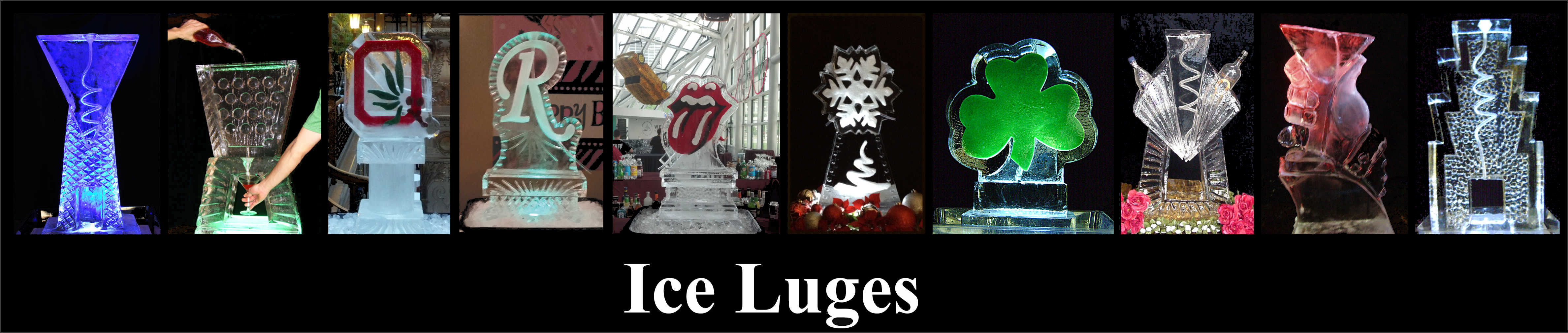 Ice Luges