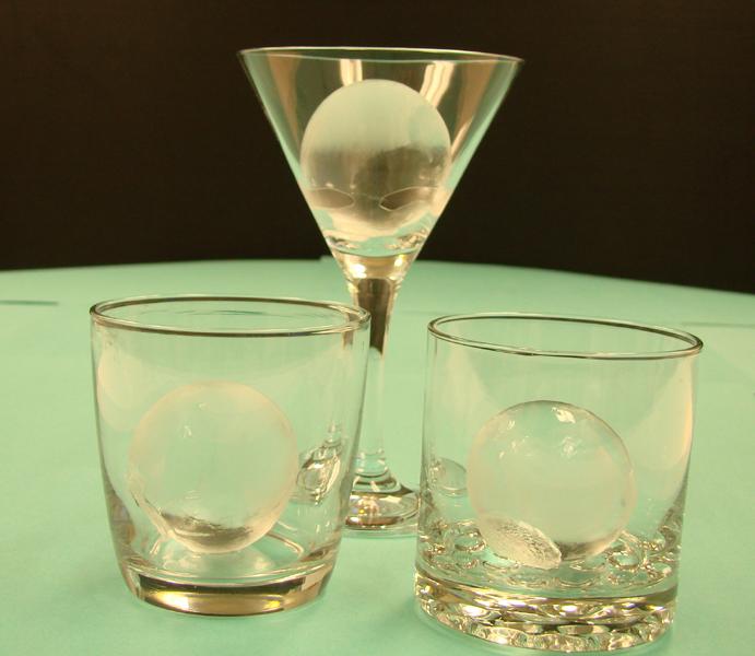 ice balls in glasses 2