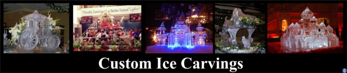 Costume Ice Carvings