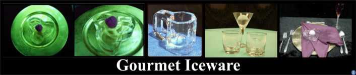 Ice servingware ice carving cleveland