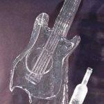 luge guitar