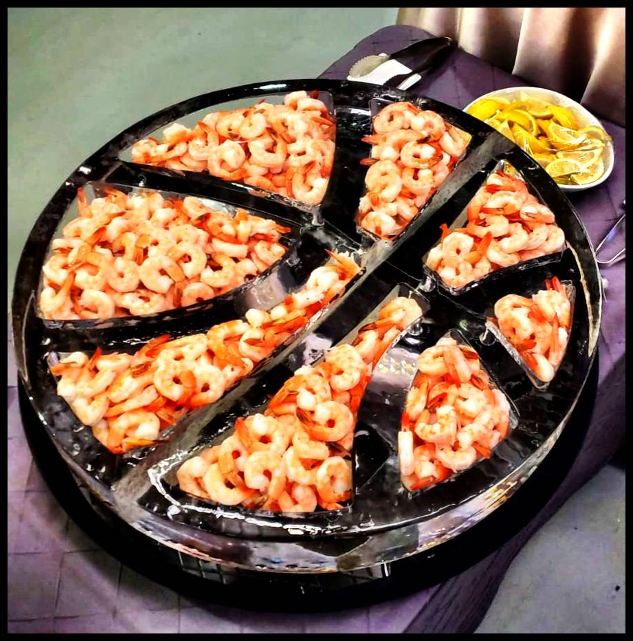 basketball seafood round