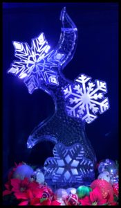 Snowflake Luge (1 Block)