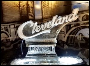 Cleveland Sign Luge 1 Block